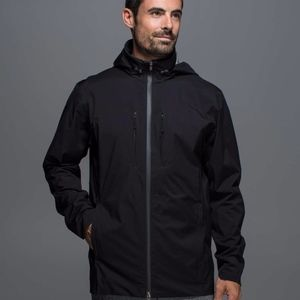 Lululemon Panelled Warmth Jacket Black **NWT**